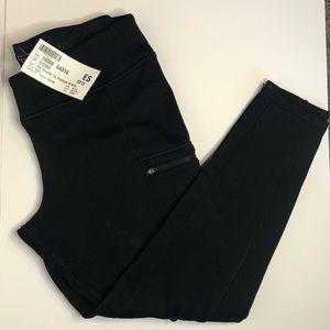 L.L. Bean primaloft fleece leggings